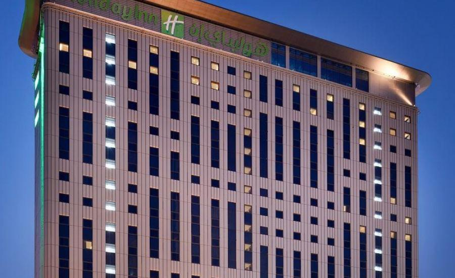 HOLIDAY INN DUBAI FESTIVAL CITY 4 *
